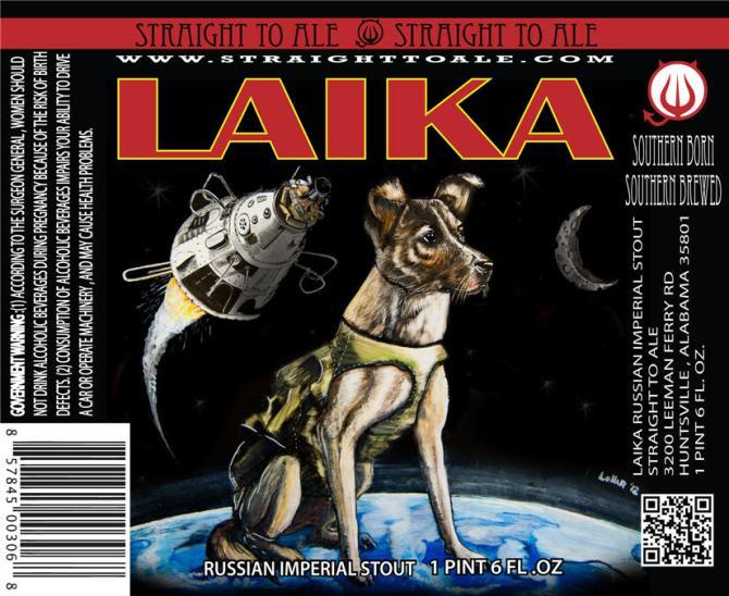 Straight to Ale Laika
