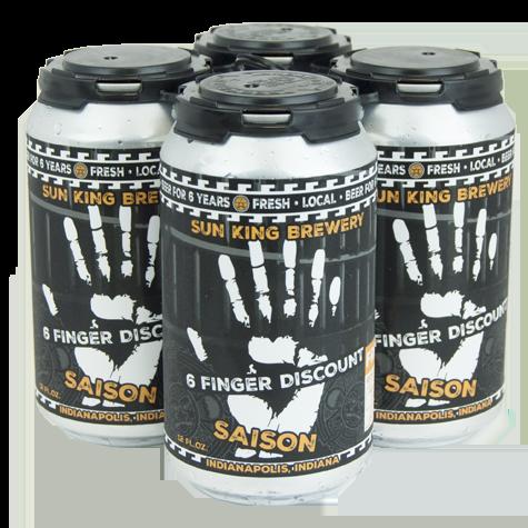 Sun King 6 Finger Discount