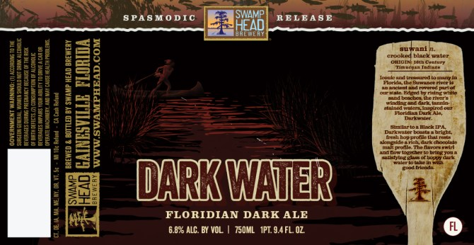 Swamp Head Dark Water
