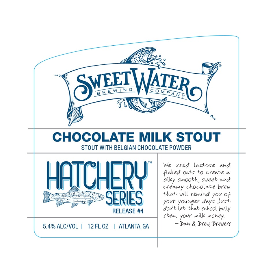 SweetWater Chocolate Milk Stout