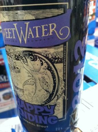 SweetWater HE 2012 Bottle