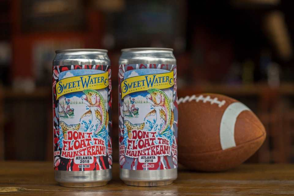SweetWater National Championship Crowlers