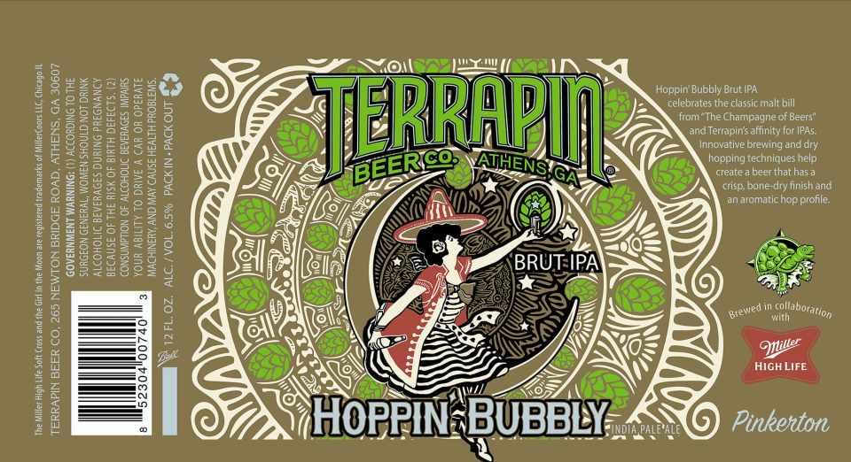 Terrapin Hoppin Bubbly