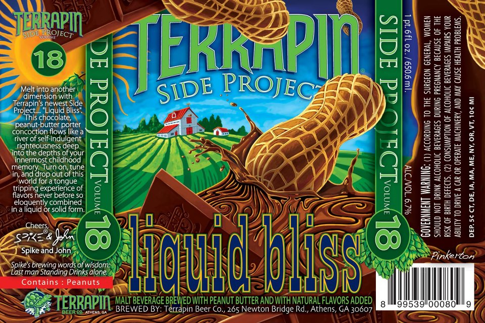Terrapin Liquid Bliss