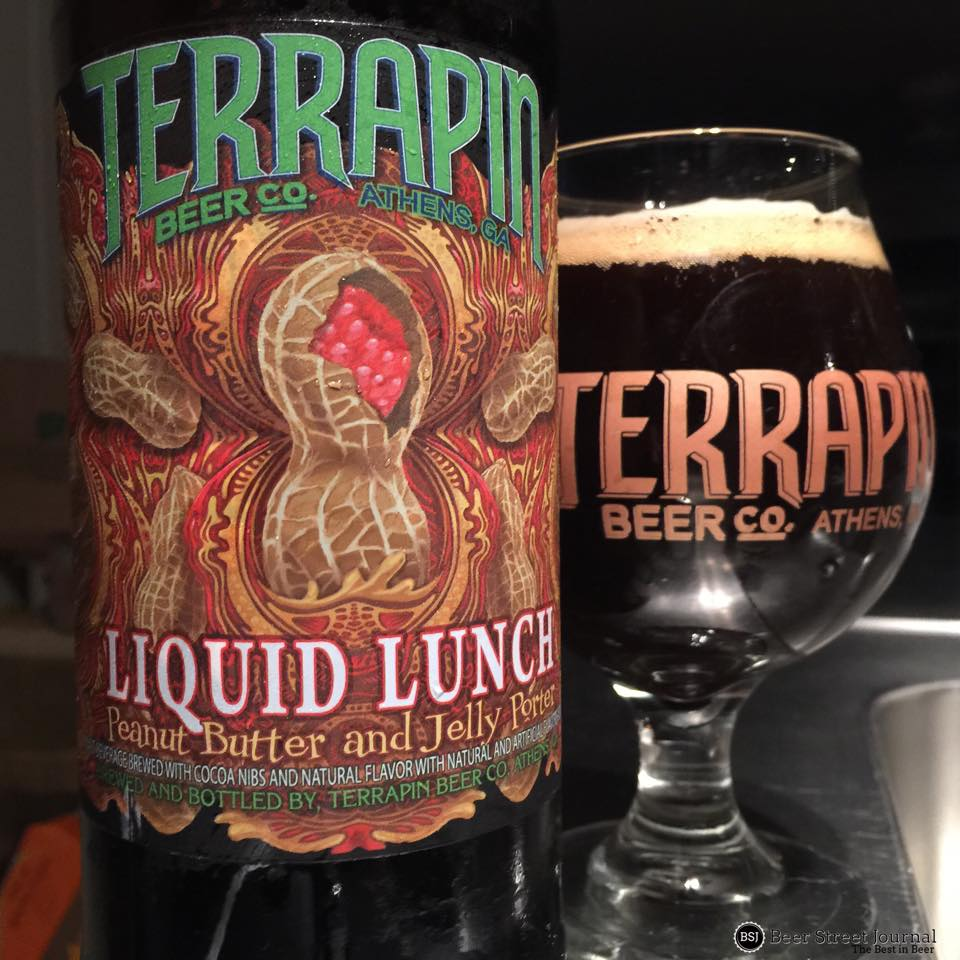 Terrapin Liquid Lunch