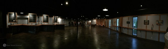 Terrapin Beer Company's new taproom. Tours are held Wednesday - Saturday 5:30 - 7:30 pm