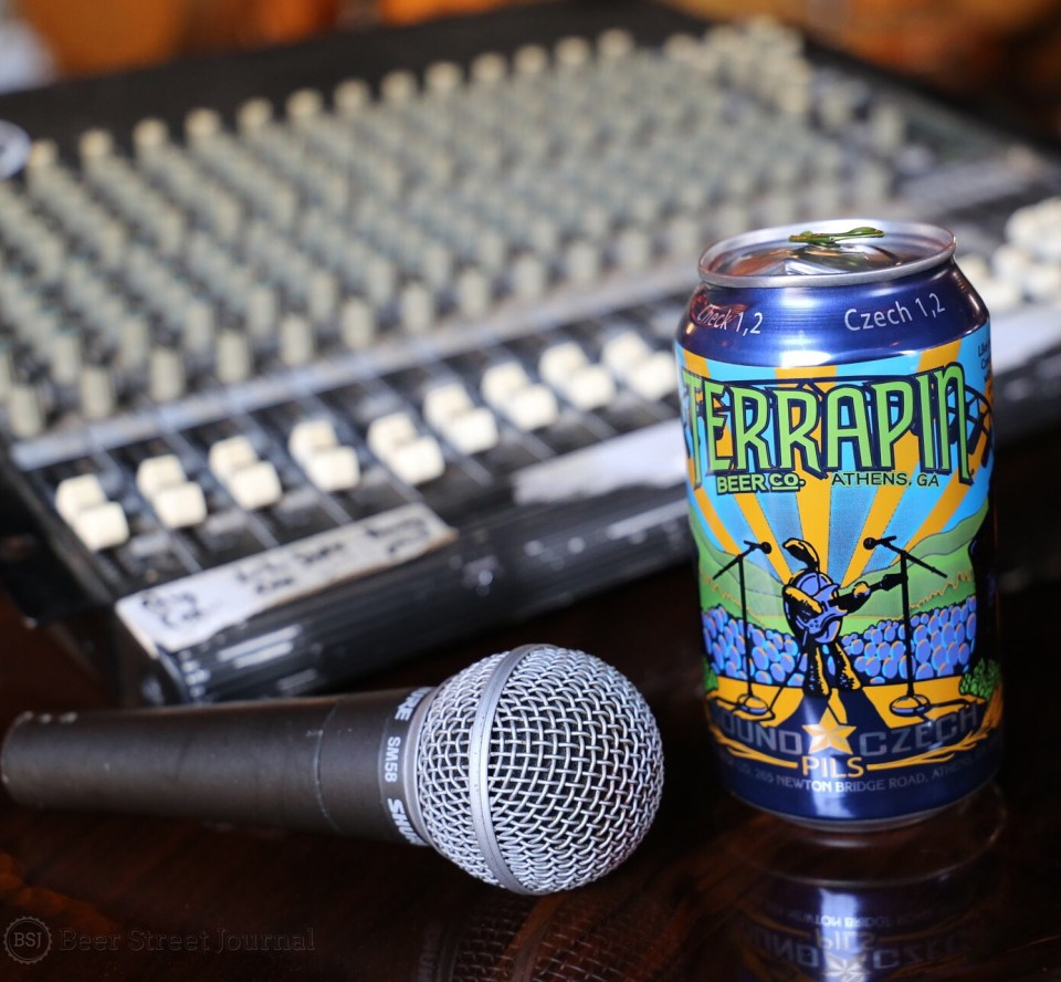 Terrapin Sound Czech can