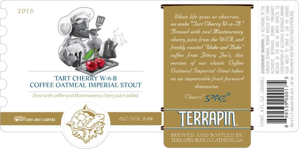 Terrapin Tart Cherry Wake-n-Bake