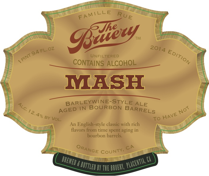 The Bruery Mash