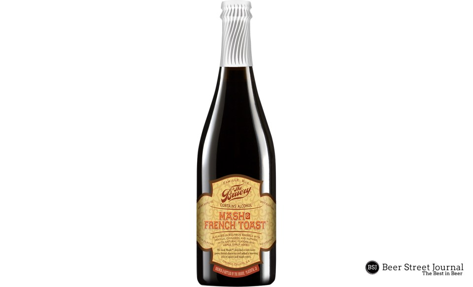 The Bruery Mash & French Toast