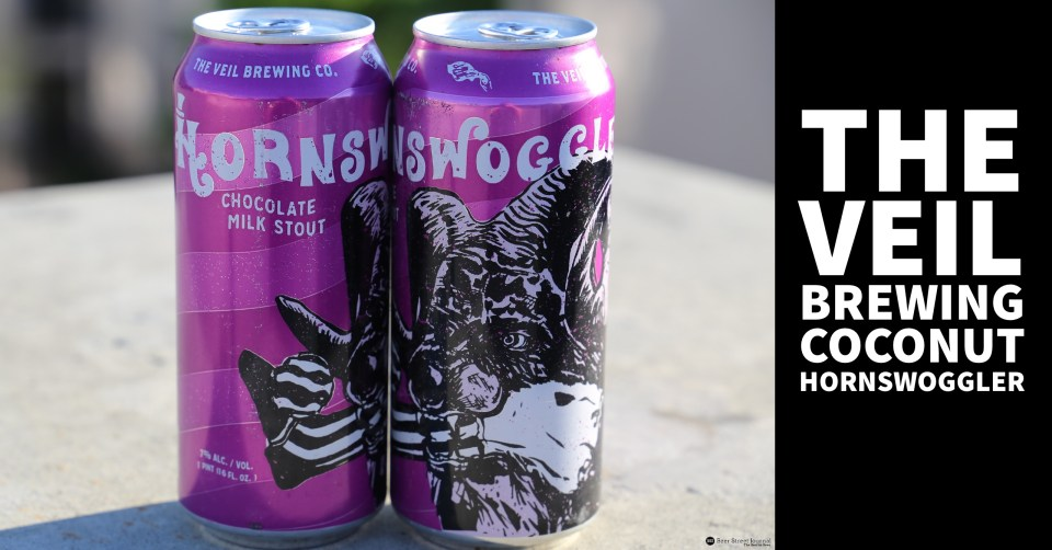 The Veil Brewing Coconut Hornswoggler teaser