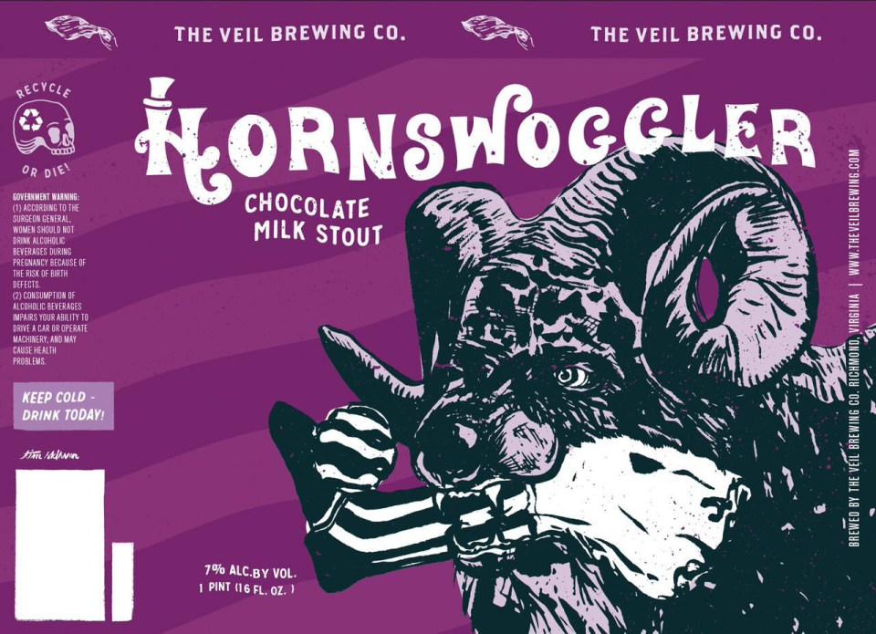 The Veil Brewing Hornswoggler