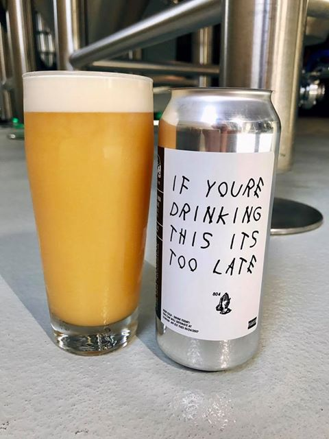 The Veil Brewing If Youre Drinking This Its Too Late