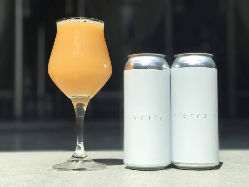 The Veil Brewing whiteferrari