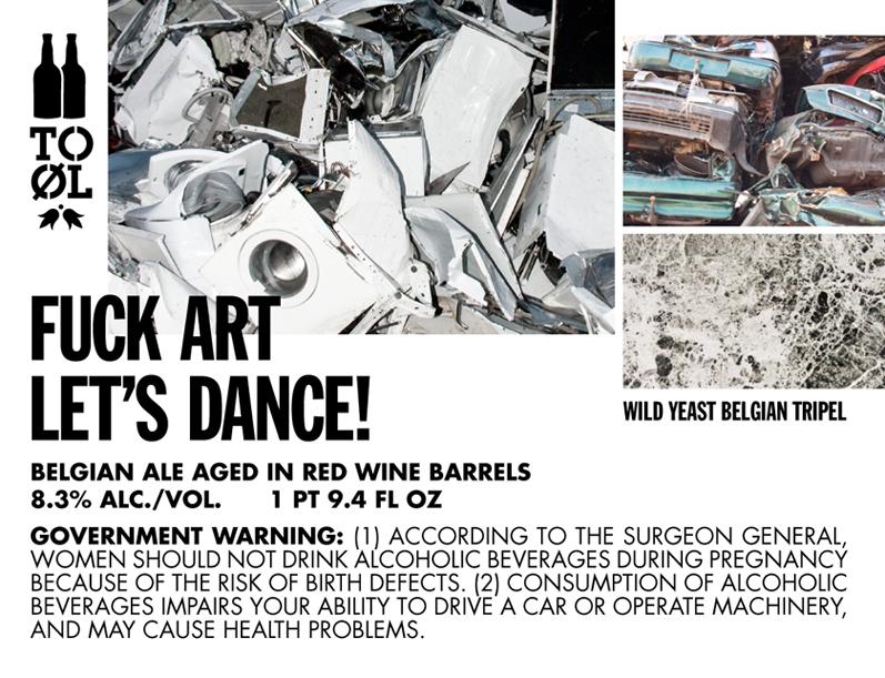 To Ol Fuck Art Let's Dance