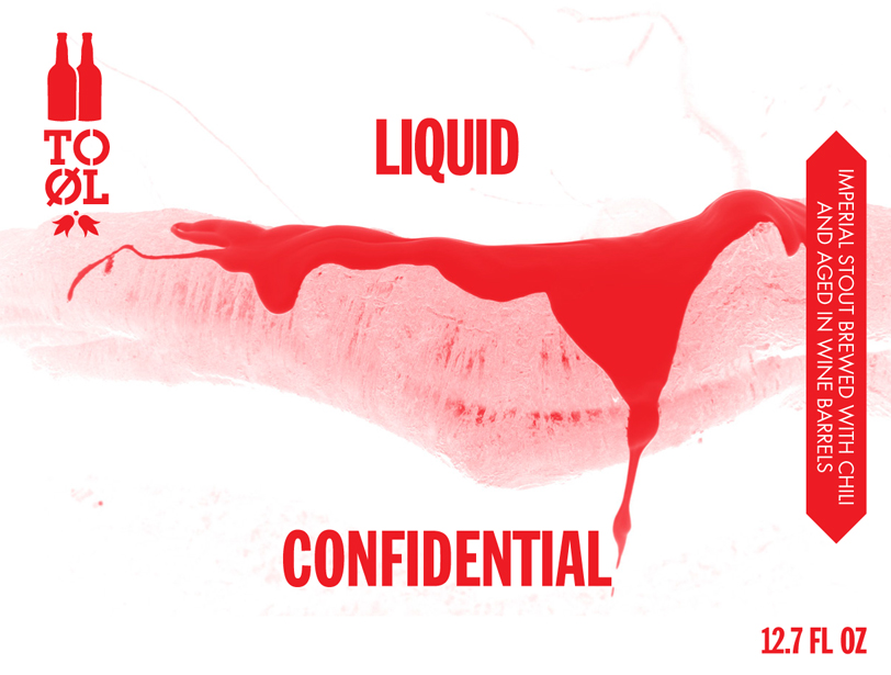 To Ol Liquid Confidential Wine Barrel