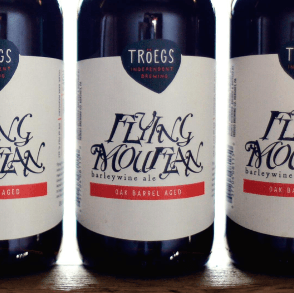Troegs Barrel Aged Flying Mouflan 2016