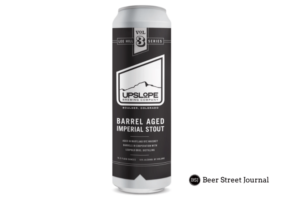 Upslope Lee Hill Barrel Aged Imperial Stout
