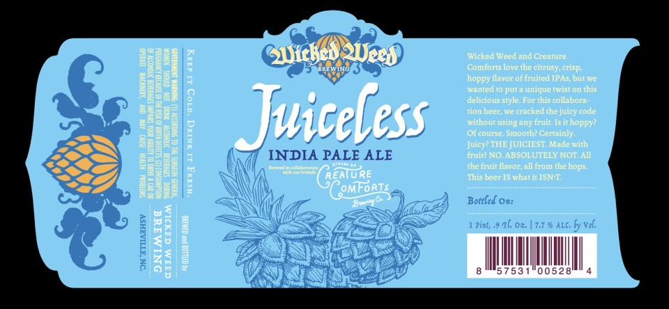 WIcked Weed Juiceless