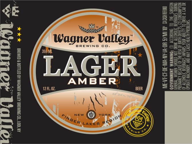 Wagner Valley Amber Lager