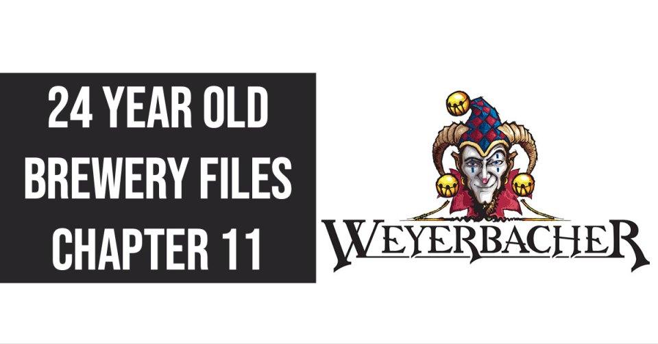 Weyerbacher Chapter 11