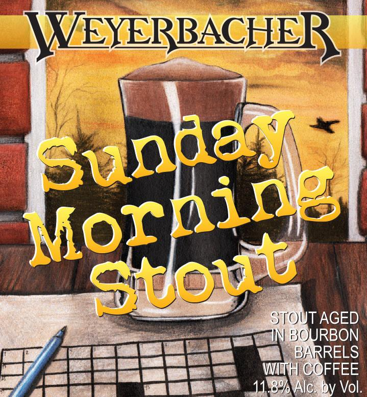 Weyerbacher Sunday Morning Stout