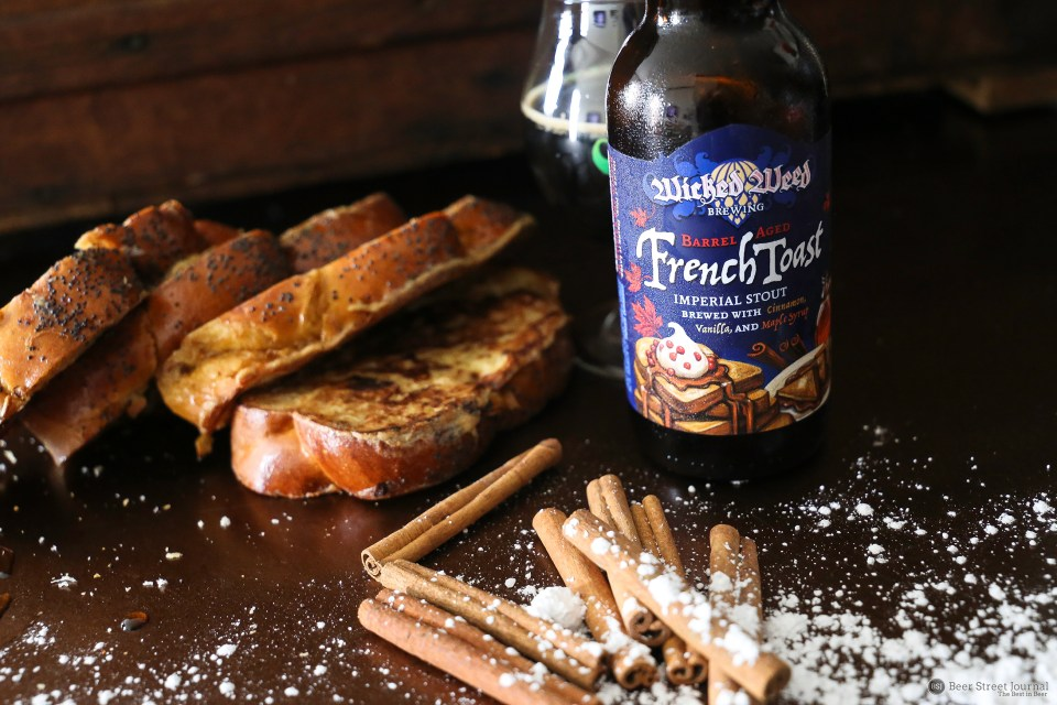 Wicked Weed Barrel Aged French Toast Final