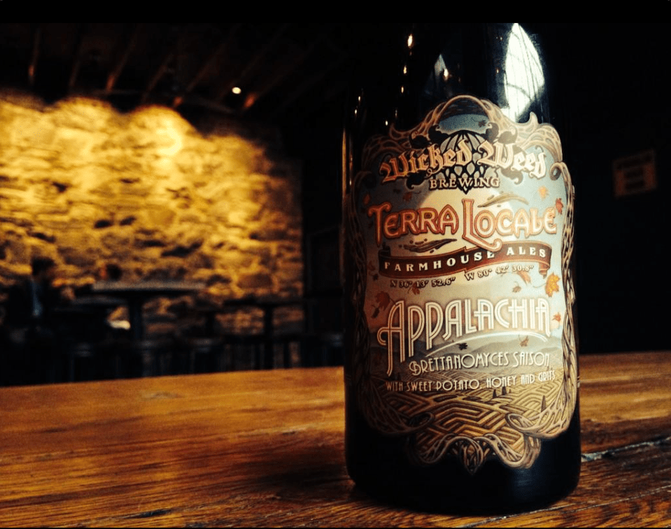 Wicked Weed Terra Locale Appalachia