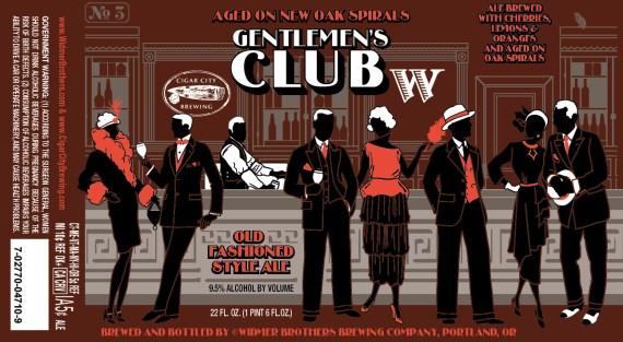 Widmer Brothers Gentleman's Club