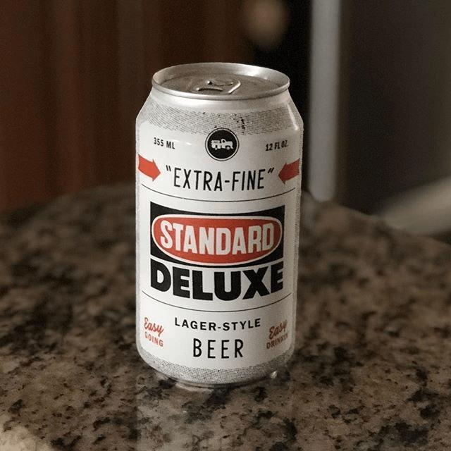 Wild Heaven Standard Deluxe Lager