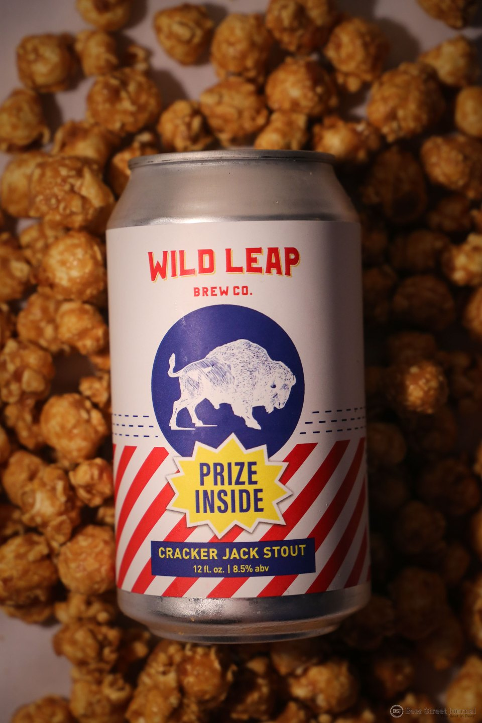 Wild Leap Prize Inside can