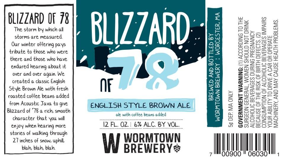 Wormtown Blizzard of 78