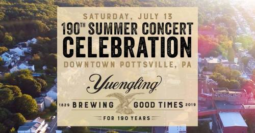 Yuengling 190th Anniversary Summer Concert Celebration
