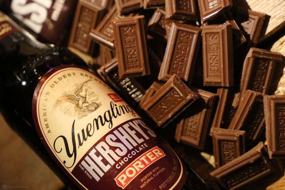 Yuengling Hersheys Chocolate Porter Bottle