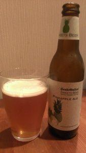 Sankt Gallen Pineapple Ale