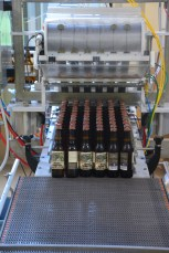 Baird Beer brewery bottling machine