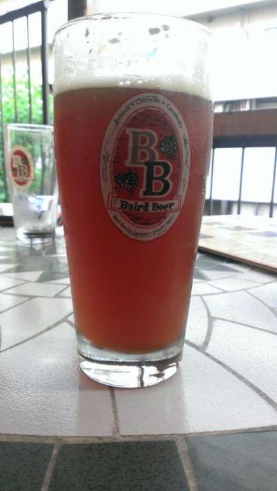 Bashamichi Taproom Beer 2