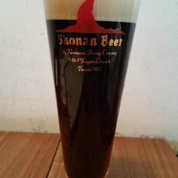 Shonan Beer Schwarz @ Mokichi Craft Beer