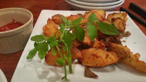 Swan Lake Pub Edo Food