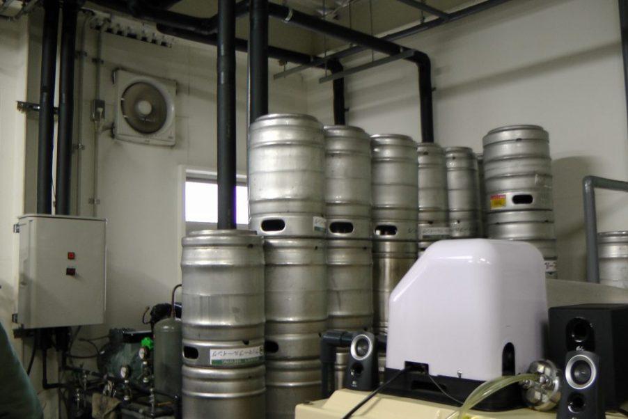 Brimmer Brewing Interview Kegs