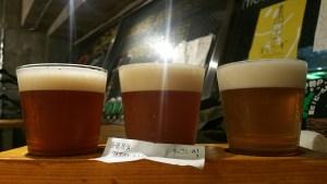 Vector Beer Factory Menu 2