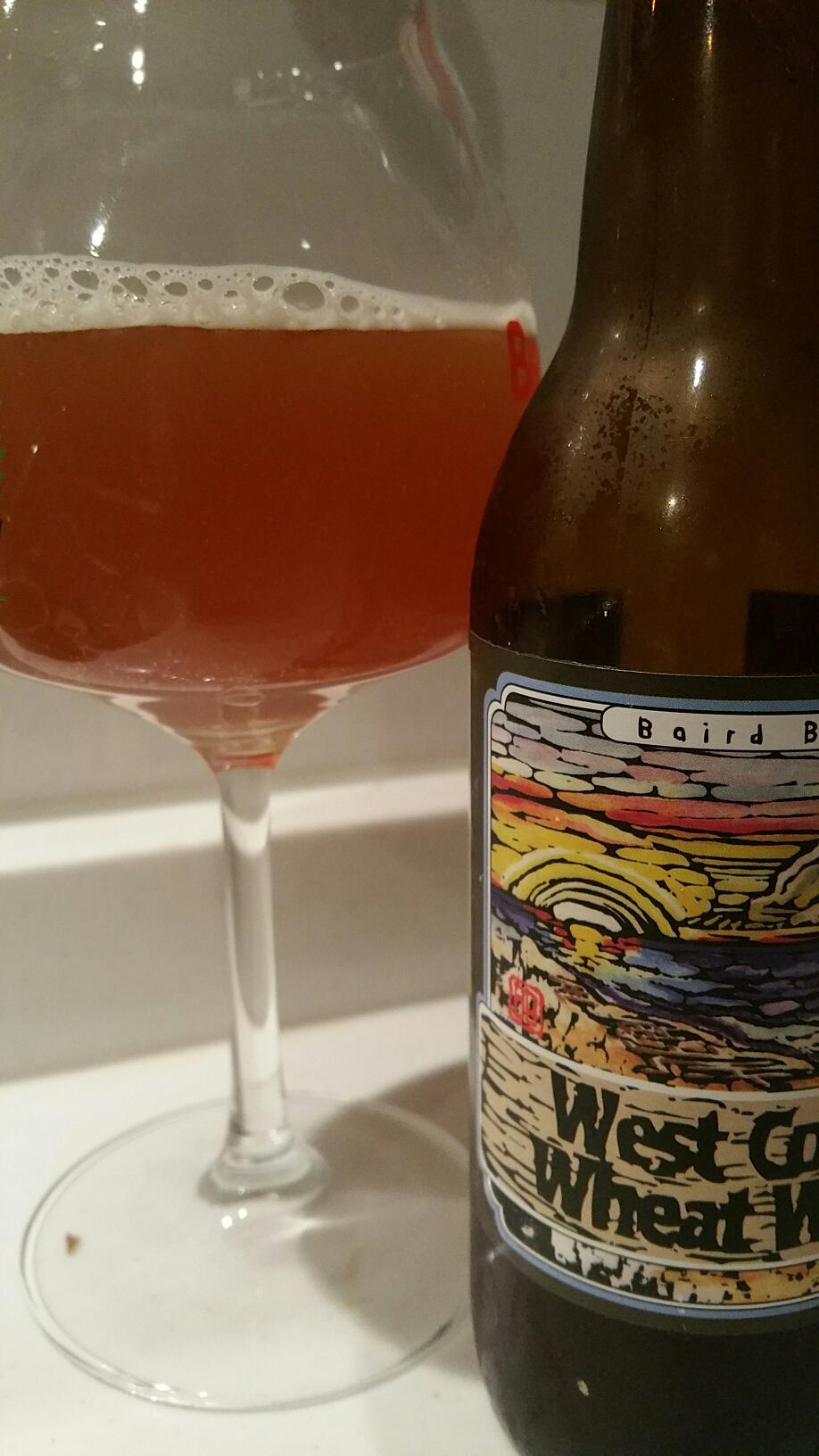 Baird West Coast Wheat Wine