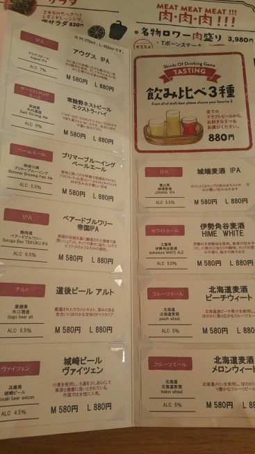 The Lower Right Menu 1