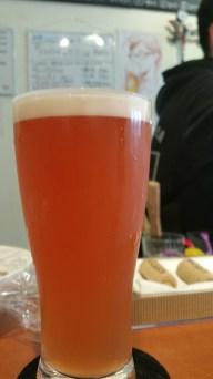 Beer Cafe Camiya Onidensetsu Beer Framboise
