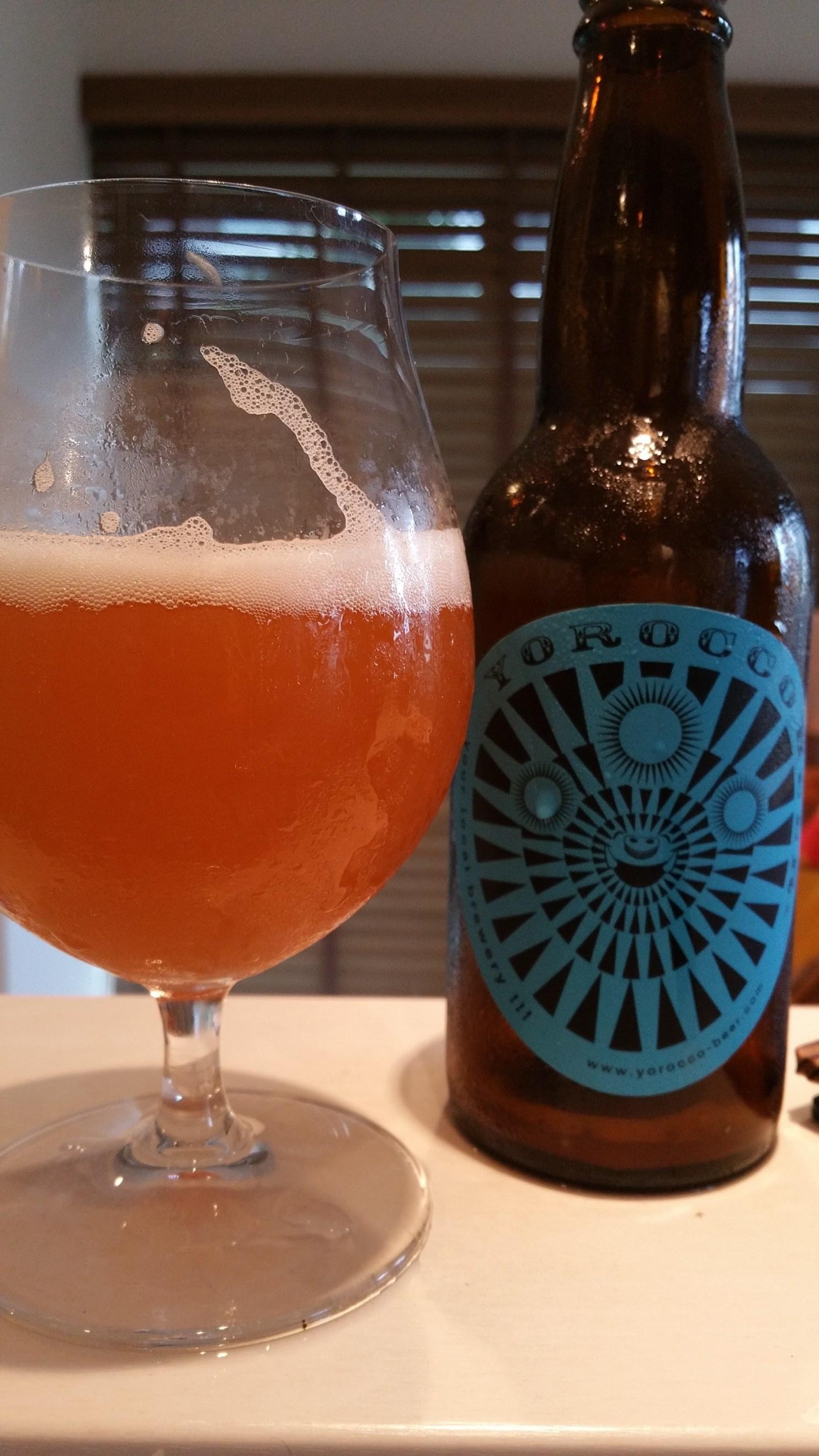 Yorocco Beer ヨロッコセゾン
