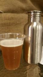 Takadanobaba Bakushu Kobo Beer 2 Blond