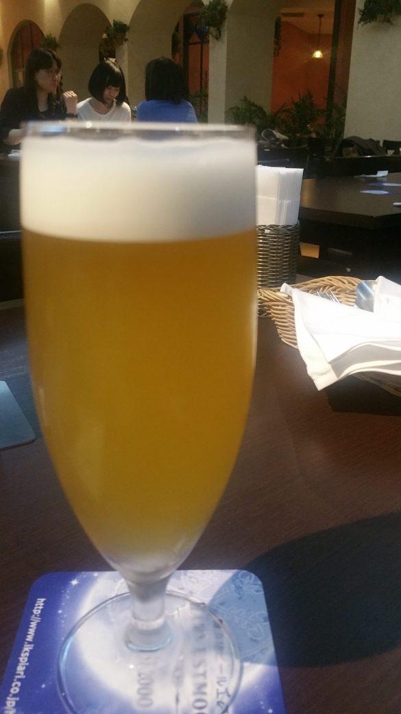 Roti's House Harvestmoon Beer 1