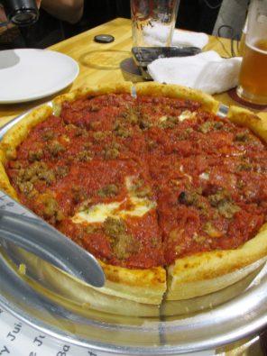 DevilCraft Gotanda Pizza 1