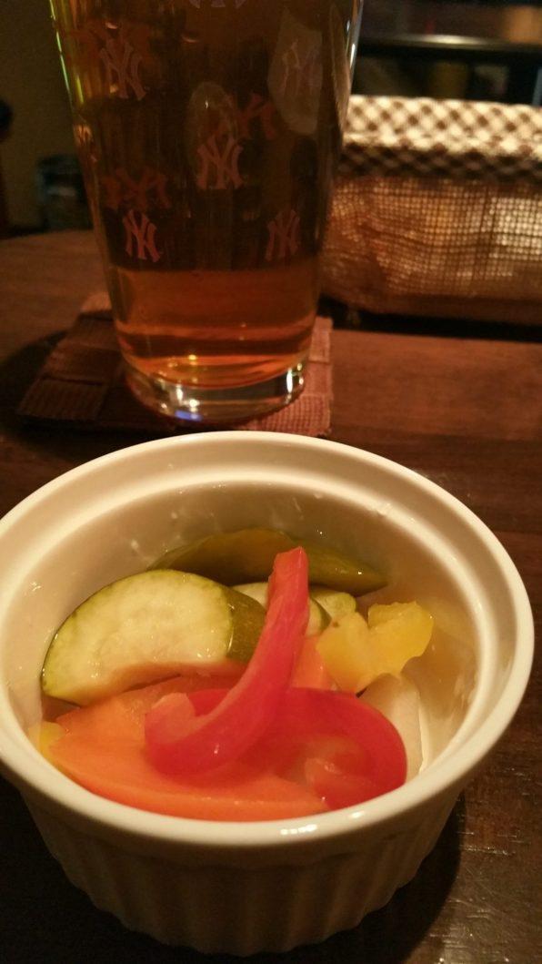 Jibiru Bar Marumugi Food 2