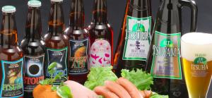 Tago Brewing Company Lineup